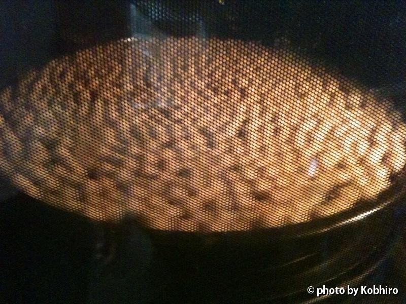 煎り豆、つくってみた